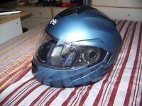 brand new crash helmet