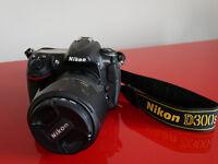 Nikon D300s Digital 12MP SLR Camera with AF-S Nikkor 18-200mm DX VR lens - EXCELLENT condition