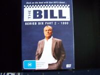 The Bill Series 6 Part 2 Dvd Collection