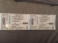 2 standing tickets Tayloe Swift Croke Park Dublin Friday 15th June 2018 £100 each
