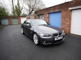 BMW 330 M Sport 2dr Convertible