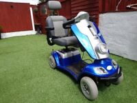 kymco foru 8mph mobility scooter