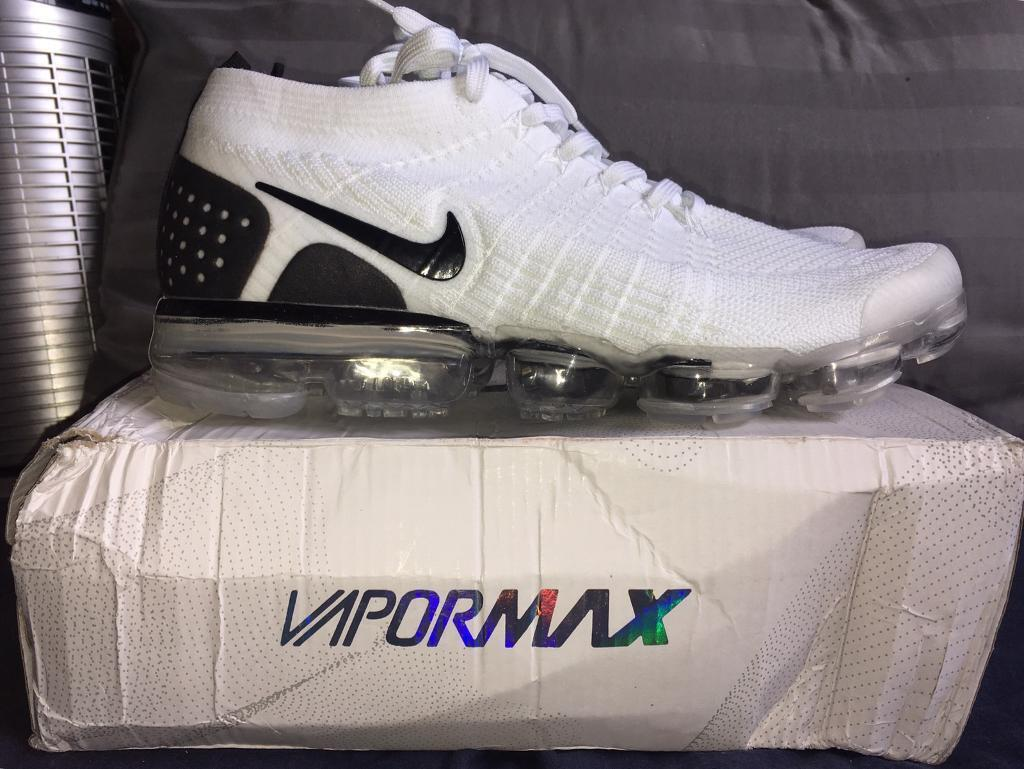 the best attitude 87eba 03efc Nike Air Vapormax 2.0 Flyknit Trainers White Black UK 10 BNIB | in  Allerton, West Yorkshire | Gumtree