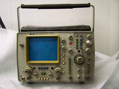 Hpagilent 1742a Oscilloscope 100 Mhz Powers On
