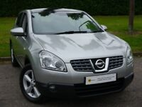 £0 DEPOSIT FINANCE***Nissan Qashqai 1.5 dCi Tekna 2WD 5dr MASSIVE SPEC** SAT NAV*LEATHER**BLUETOOTH