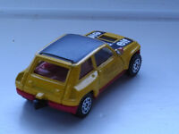 renault 5 turbo corgi diecast toy car