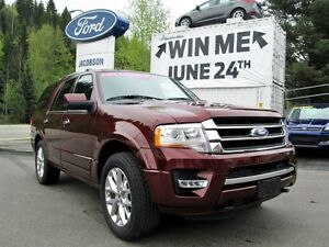 2015 Ford Expedition Limited 4WD Ecoboost