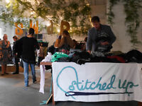 Stitched Up Clothes Swap at The Wonder Inn - Saturday, December 3, 2016 at 12:00 pm - 4:00 pm