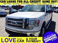 2010 Ford F-150 Lariat * LEATHER * 4X4