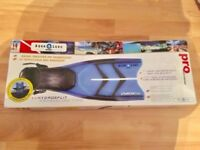 Flippers Aqua Lung Hydro Split - Pro - NEW & BOXED - Adults