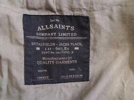 All Saints Ladies Parka Jacket