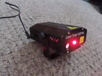 Disco Mini Laser