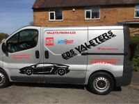 Experienced Valeter required