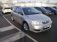Toyota Corolla 1.4 VVTi 2004 good condition, well looked after