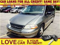 2000 Ford Windstar SEL * LEATHER * AS IS * PRICED TO SELL