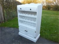 Wine Rack 'Provencal' – 'Victorian Collection' by Yesterdays Pine - Unused
