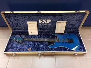 Magnifique Guitare Electrique ESP ( B070396 ) !