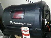 Pioneer sub