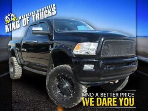 2012 Ram 3500 | Lifted, Loaded With Acc. | Blacked Out!