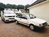 Classic 1992 White VW Polo - Open to Offers