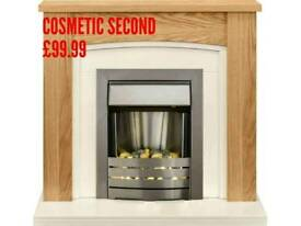 Full electric fire suite Cosmetic second Delivery Extra