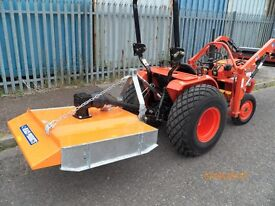 KUBOTA COMPACT TRACTOR,LOADER,TOPPER,NO VAT,EXCELLENT CONDITION