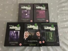 Most Haunted Live 2,3,4,5 & 6.