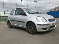 2004 Toyota Yaris 1.0 VVTi with 12months MoT - timing and full service just done