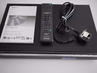 Sony RDR-HXD890 Hard disk recorder 160 Gb, tuner and DVD player