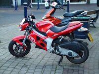 Gilera DNA - Breaking for parts and spares 50cc + 125cc + 180cc