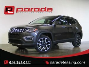 2017 Jeep Compass 4WD Limited