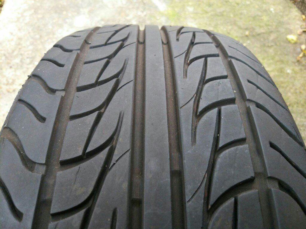 * * * 215/45r18 Nankang tyre like new, 18 inch tire * * * *