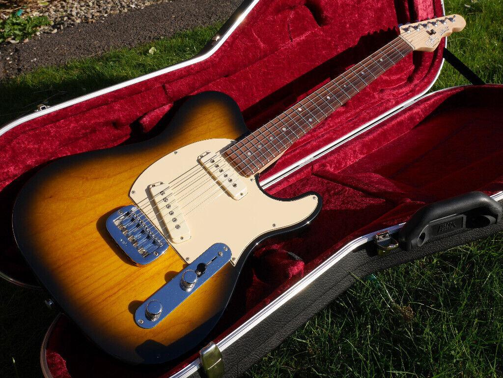 G&L ASAT Special USA Honeyburst Tele Telecaster type Leo Fender   in  Clanfield, Hampshire   Gumtree