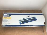 Mac Allister Heavy duty 400mm tile cutter