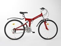 Folding bike ( used )