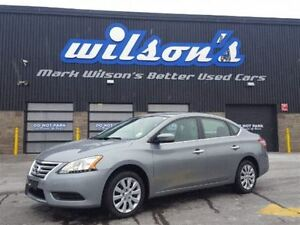 2013 Nissan Sentra ONLY 24,000KM! BLUETOOTH! CRUISE CONTROL! POW