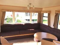 Static Caravan With Site Fees Included Till 2018 And Full Inventory And TV Open 12 Months