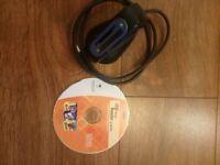 Belkin USB card media reader & writer with CD