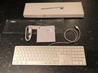 Apple ultra slim keyboard