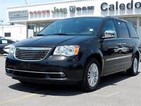 2014 Chrysler Town & Country Limited Nav Backup Cam R-Start Blue