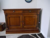GOOD QUALITY ROSEWOOD SIDEBOARD