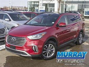 2017 Hyundai Santa Fe XL Luxury 6 Pass AWD | Navigation | Leathe