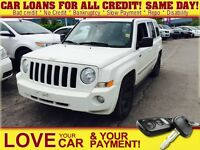 2010 Jeep Patriot Sport/North * NEW VEHICLES DAILY * OPEN SUNDAY