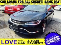 2015 Chrysler 200 Limited * 2015 CARS AS GOOD AS NEW