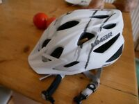 Bicycle helmet in mint condition