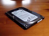 "Seagate 3.5"" 500GB SATA Hard Drive"
