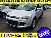 2015 Ford Escape SE * 4X4 * SHOWROOM CONDITION