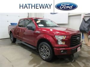 2015 Ford F-150 XLT, SPORT 302A