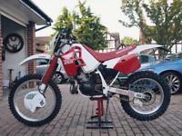 HONDA CRM250R MK1 1989 enduro/trail bike (not XR, CR, KDX, DRZ)