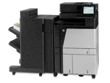 HP M880 Laser Printer All In One A3 Kleuren Garantie